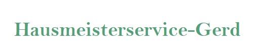 Hausmeisterservice-Gerd Logo